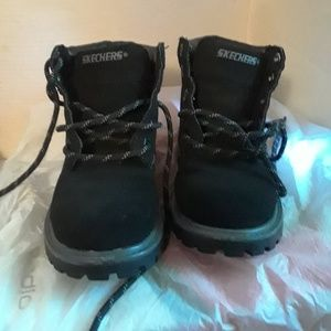 Skechers Boots Boy's Size 12 Toddler